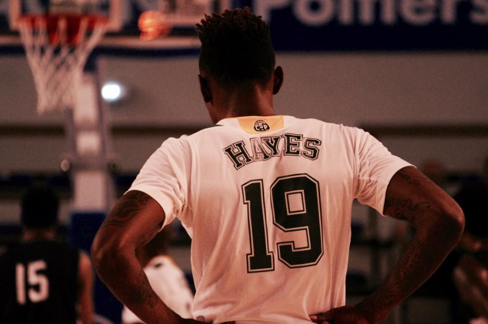 Kenny Hayes 2